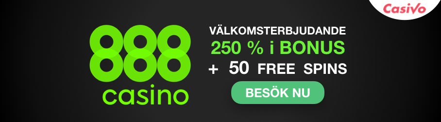 888 casino banner bonus och free spins casivo se