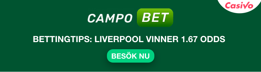 bettintips liverpool arsenal bästa oddsen casivo se