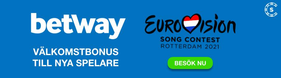 betway odds betta eurovision casivo se