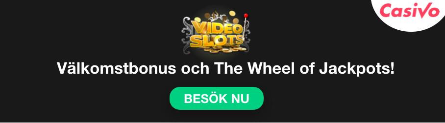 bonus free spins och jackpott hjul casivo videoslots se