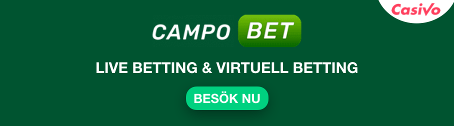 campobet nytt casino live casino virtuella sporter casivo
