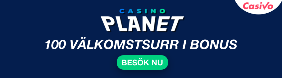 casino planet free spins bonus casivo se