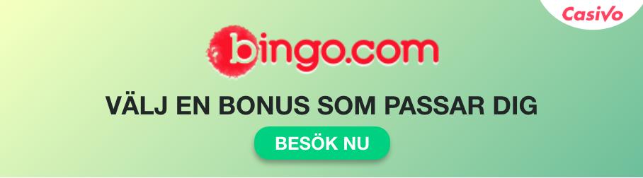 flera bonusar bingo.com casivo se