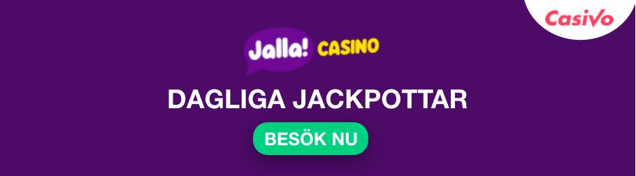 jalla casino dagliga jackpottspel casivo se