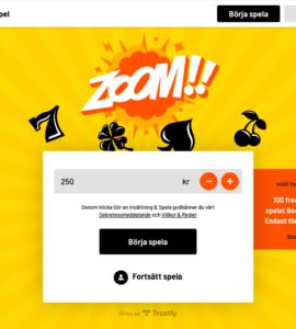 Kazoom Casino – Ett Nytt Casino med Bonus