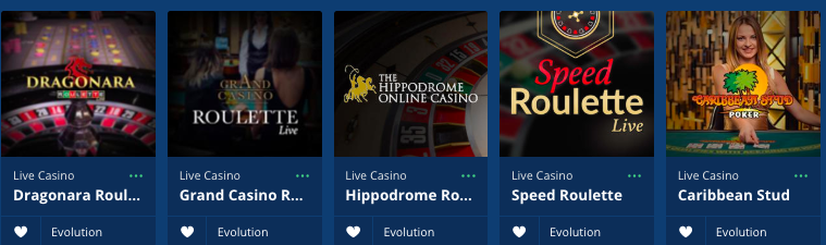 live casino bonus spel roulette hajper casino casivo se