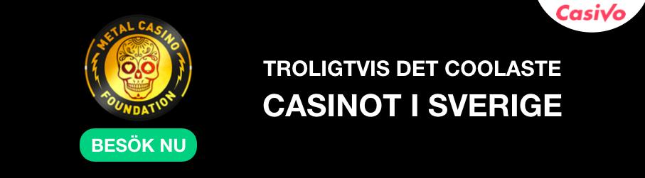 metal casino coolaste casinot i sverige casivo
