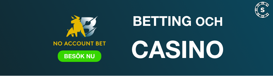 no account bet speltips analyser basta oddsen casivo se