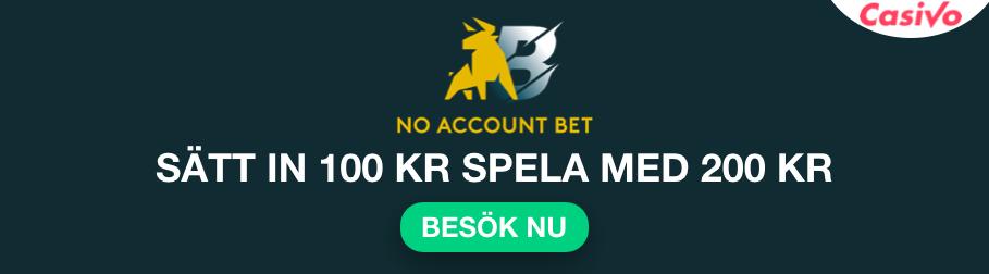 no account casino logo bonus casivo se