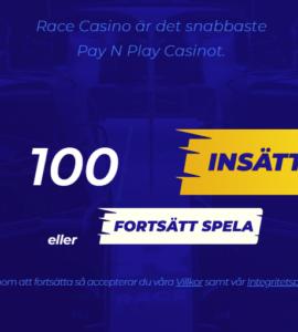 Fördelar och nackdelar med nya – Race Casino