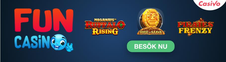 slot tips nya casino spel casivo se