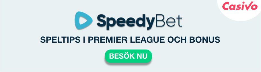 speedy bet speltips basta oddsen premier league casivo se