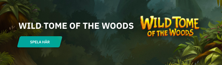 wild tome of the woods recension slot casivo se
